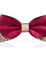 Adult Polyester Bow Tie,Contemporary Color Block