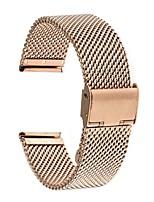 economico -Per la vigilanza di huawei 2 braccialetto di orologio milanese di 20mm per il braccialetto della cinghia del metallo della fascia della