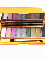 9 Diamond Color Eyeshadow Bright Shine Shimmer Flash Glitter Eye Shadow Makeup Cosmetic Palette