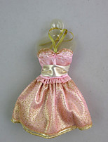 For Barbie Doll Dress For Girl's Doll Toy