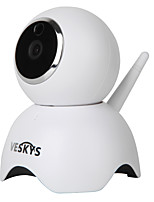 veskys® 960p smart panda wifi ip camera (1.3mp hd / modello di panda cute sorveglianza di sicurezza)