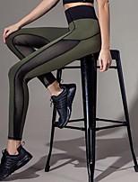 Damen Sexy Aktiv Mittlere Hüfthöhe Mikro-elastisch Chinos Jogginghose Schlank Hose Solide