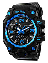 YY SKMEI 1032 Men's Woman Watch Outdoor Sports Multi - Function Watch Waterproof Sports Electronic Watches 30 Meters Waterproof