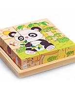 Puzzle 3D Gioco educativo Puzzle Giocattoli Animali Animali Non specificato Pezzi