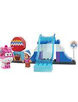 Building Blocks Magnetic Blocks Magnetic Building Sets Toys Castle Pieces Children's Gift