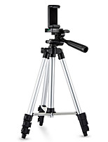 Aluminium alloy 34.5 4 sections Universal Smartphone Tripod