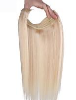 20inch Hidden Secret Wire Straight 100% Human Hair Extension One Piece 100g