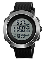 cheap -SKMEI Men's Digital Wrist Watch Military Watch Sport Watch Alarm Calendar / date / day Water Resistant / Water Proof Moon Phase