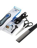 Professional Electric Pet Hair Trimmer Rechargeable Dog Cat Shaver Razor Grooming Clippers BD-300