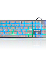 A-jazz jjzs clavier de jeu mécanique touch3-color backlight19key anti-ghosting