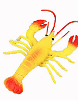 Animals Action Figures Lobster Animals Teen Silicon Rubber Classic & Timeless High Quality