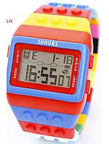 Homme Femme Montre de Sport Montre Militaire Montre Habillée Smart Watch Montre Tendance Montre Bracelet Unique Creative Montre Quartz