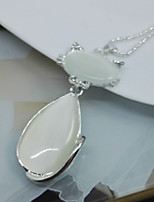 Women's Pendant Necklaces Alloy Basic Jewelry For Party Daily Evening Party Formal Office & Career