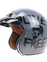 Half Helmet Special Designed Anti-Dustmite ABS Motorcycle Helmets