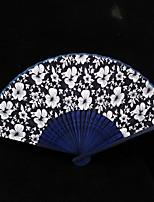 Ventilateurs et parasols-1 Pièce/Set Pièce / Set Eventail Mariage Dentelle