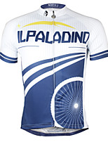 Breathable And Comfortable Paladin Summer Male Short Sleeve Cycling Jerseys DX782