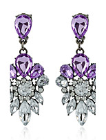 Women's Earrings Set Basic Rhinestone Alloy Jewelry For Party Gift Evening Party Stage Club