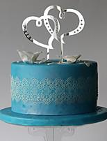 Decorazioni torte Cuori Matrimonio Occasioni speciali Compleanno Bustina PVC