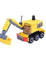 Building Blocks Toys Excavating Machinery Pieces Children's Gift