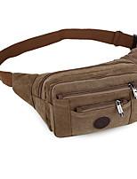 1 L Chest Bag Waist Bag/Waistpack Cycling Fishing Hiking Climbing Wearable Cotton