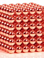 216 stücke 3mm goldene & silber diy magnetische kugeln kugel korn magische würfel magnet puzzle baustein spielzeug