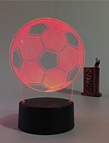 1set Couleurs changeantes Décorative LED Night Light Lumières USB Lumière décorative-3W-Batterie USB