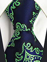 Men's Silk Neck Tie,Vintage Cute Party Work Casual Geometric All Seasons
