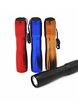 LED Light - 120 Lumens 1 Mode - No Portable Easy Carrying for Everyday Use Blue Red Black Gold