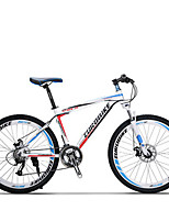 Mountain Bike Cycling 27 Speed 26 Inch/700CC SHIMANO M370 Disc Brake Suspension Fork Aluminium Alloy Frame Anti-slip Aluminum Alloy