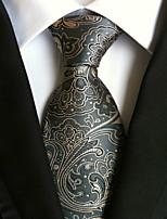 Men's Polyster Neck Tie,Pattern Jacquard All Seasons