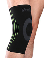 Thigh Support Knee Brace for Cycling Hiking Climbing Jogging Running Unisex Outdoor Cup Warmer Breathable Compression Sweat-wicking