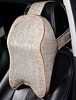 Automotive Headrests For universal All years Car Headrests Linen