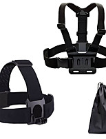 Chest Harness Straps Portable Adjustable Fit, 147-Action Camera,All Gopro Traveling Outdoor Plastics Nylon