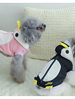 Hund Kostüme Hundekleidung Cosplay Tier Schwarz Rosa