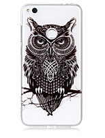 Case For Huawei P8 Lite (2017) P10 Lite Phone Case TPU Material Owl Pattern HD Phone Case P9 Lite