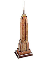 3D Puzzles Scenic Architecture Classic Kids Adults'