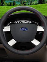 Automotive Steering Wheel Covers(Leather)For Ford All years All Models