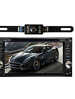 Autoradio Audio 7 '' Zoll lcd Touchscreen Multimedia Video Dvd Spieler GPS Navigation bluetooth drahtlose Rearview Kamera