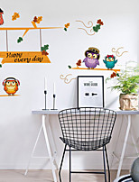Animal Wall Stickers Plane Wall Stickers Decorative Wall Stickers,Vinyl Material Home Decoration Wall Decal