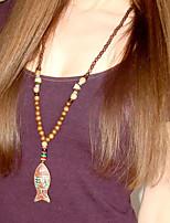 Муж. Жен. Ожерелья с подвесками В форме животных Сплав Мода По заказу покупателя Бижутерия Назначение Повседневные