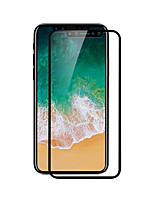 Tempered Glass Screen Protector for Apple iPhone X Front & Back Protector High Definition (HD) 9H Hardness Explosion Proof Ultra Thin