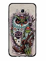 Case For Samsung Galaxy J7 (2017) J3 (2017) Pattern Back Cover Owl Soft TPU for J7 (2016) J7 (2017) J7 V J7 Perx J7 J5 (2016) J5 (2017)