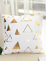 1 pcs Cotton Pillow Cover,Geometric Pattern printing Geometric Patterned Fashion
