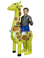Fantasia animale Per adulto Halloween Natale Carnevale Feste/vacanze Costumi Halloween Stampa animalier