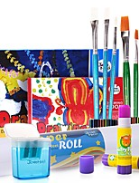 DIY KIT Art & Drawing Toy Toys Beach Theme Garden Theme Painting Classic New Design Kids Pieces