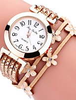 Women's Kid's Fashion Watch Bracelet Watch Casual Watch Chinese Quartz Chronograph Water Resistant / Water Proof PU Band Unique Creative