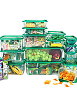 17 Kitchen Plastic Food Storage