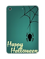 cheap -For iPad (2017) Case Cover Pattern Back Cover Case Halloween Soft TPU for Apple iPad (2017) iPad Pro 12.9'' iPad Pro 9.7'' iPad Air 2