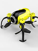 Drone i150hw 4 Canali 6 Asse Con la macchina fotografica 0.3MP HD Altezza Holding WIFI FPV Tasto Unico Di Ritorno Auto-Decollo L'accesso