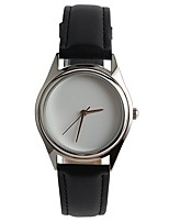 Women's Fashion Watch Wrist watch Japanese Quartz / PU Band Elegant Casual Black
